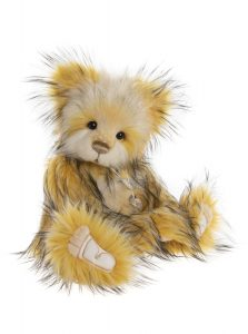Charlie Bears - Cheese Whizz - **Reserve Yours Now**