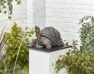 Kelkay Easy Fountain Tortoise Water Ornament