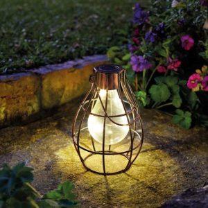 Smart Garden Solar Eureka! Firefly Lantern - Small