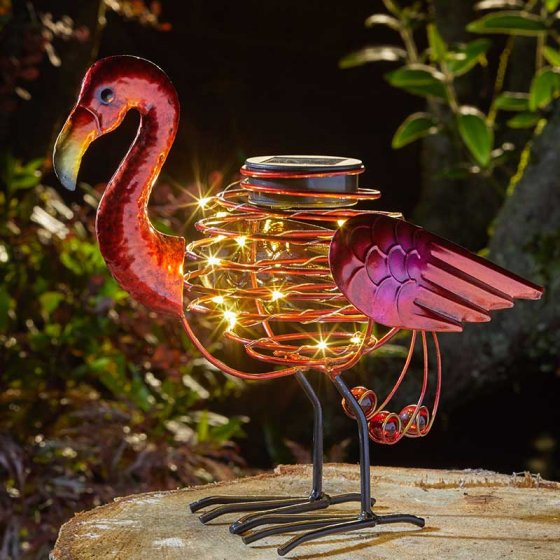 Smart Garden Flamingo Spiralight