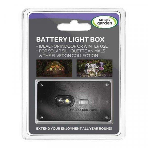 Smart Garden Replacement Solar Module Battery Light Box