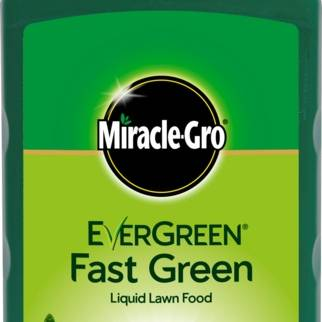 Miracle-Gro Evergreen Fast Green Liquid Lawn Feed - 1L Concentrate