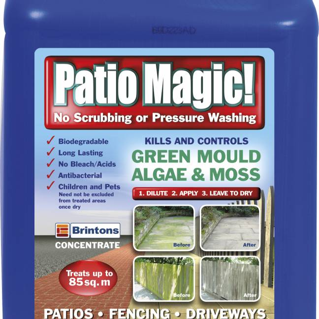 Patio Magic! Patio Cleaner 2.5L
