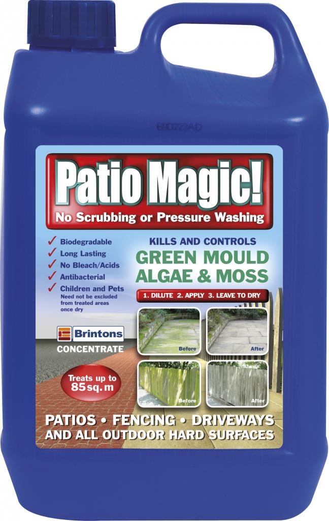 Patio Magic! Patio Cleaner 2.5L