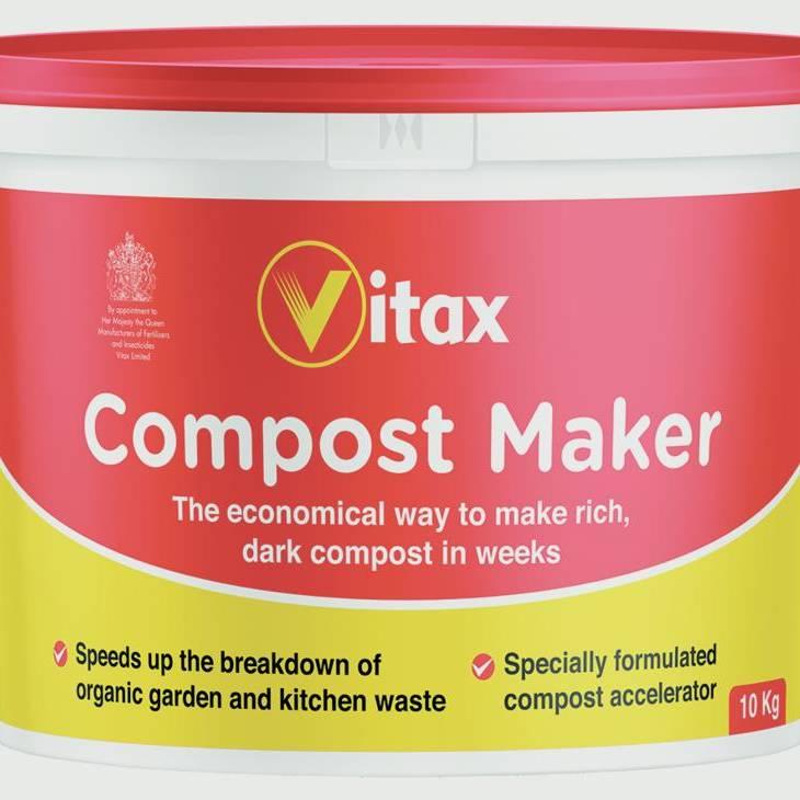 Vitax Compost Maker 10kg (tub)