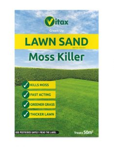 Vitax Green Up Lawn Sand 4Kg