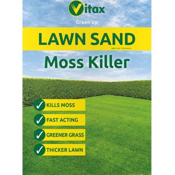 Vitax Green Up Lawn Sand 4Kg
