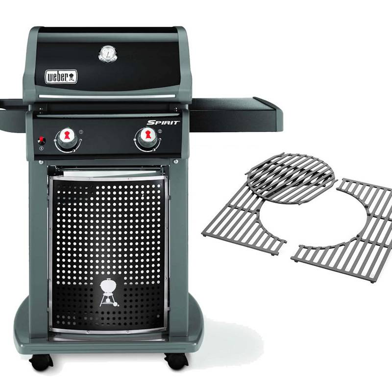 Weber Spirit EO-210 Gas Grill (46010074) with FREE Cooking Grate