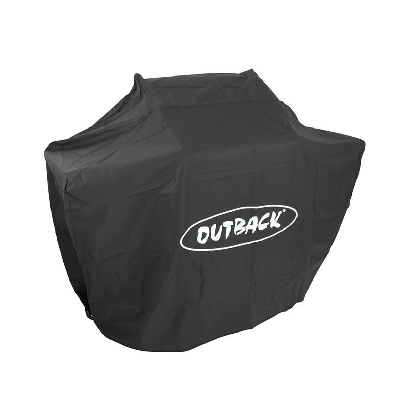 Outback Cover to fit 4 Burner Gas Hooded Meteor /Jupiter /Apollo/Full Drum