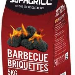 Supagrill 5kg Briquettes