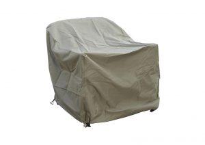 Bramble Crest Sofa Chair Cover - Khaki