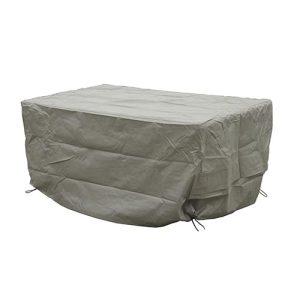 Tetbury 122 x 72cm Rectangle Casual Dining Table Cover - Khaki
