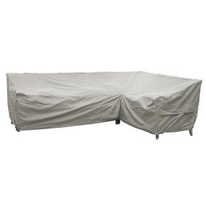 Tetbury L-Shape Sofa Cover - Long Left