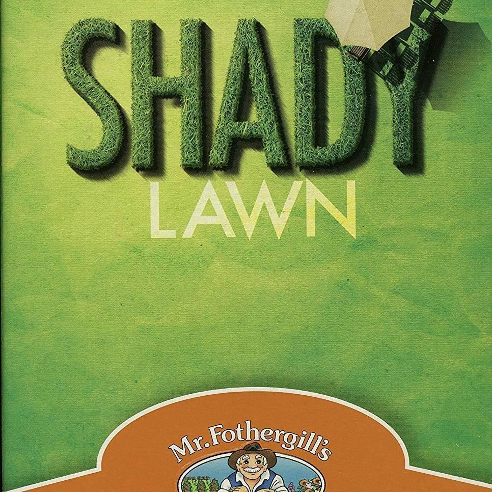 Mr Fothergill's Shady Lawn grass seed