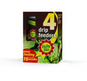 Baby Bio Original Drip Feeders 4 x 40ml