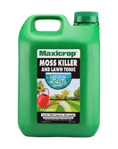 Maxicrop Moss Killer And Lawn Tonic 2.5Litre