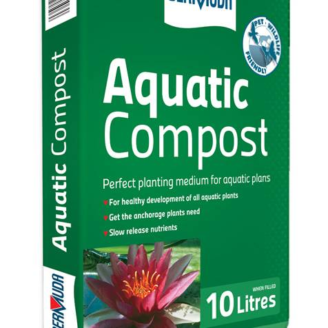 Bermuda Aquatic Compost 10L