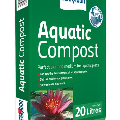 Bermuda Aquatic Compost 20L