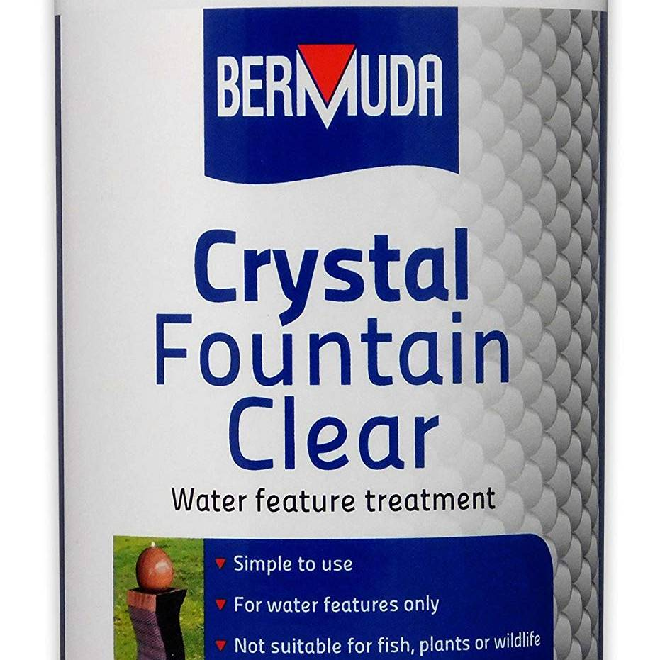 Bermuda Fountain Clear 385g