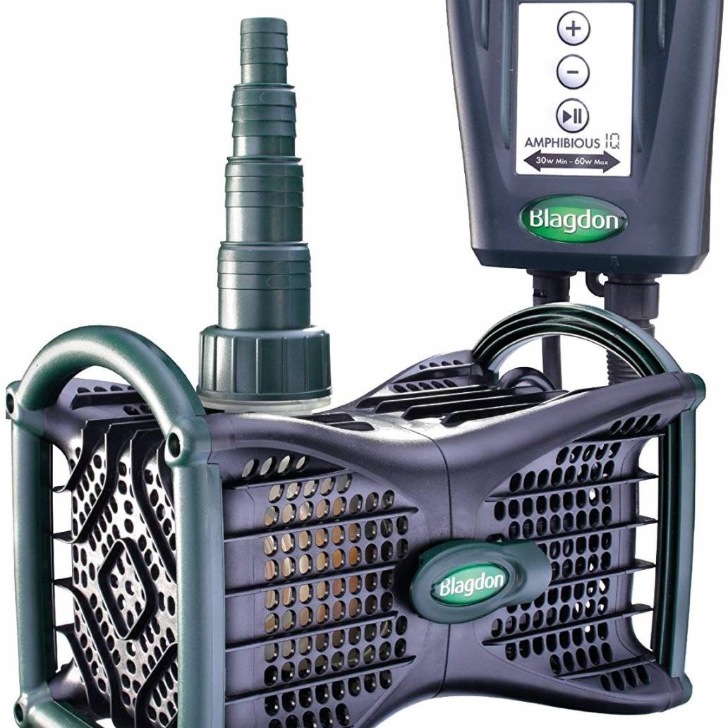 Blagdon Pump AmphibiousIQ 4500-9000 30-60W