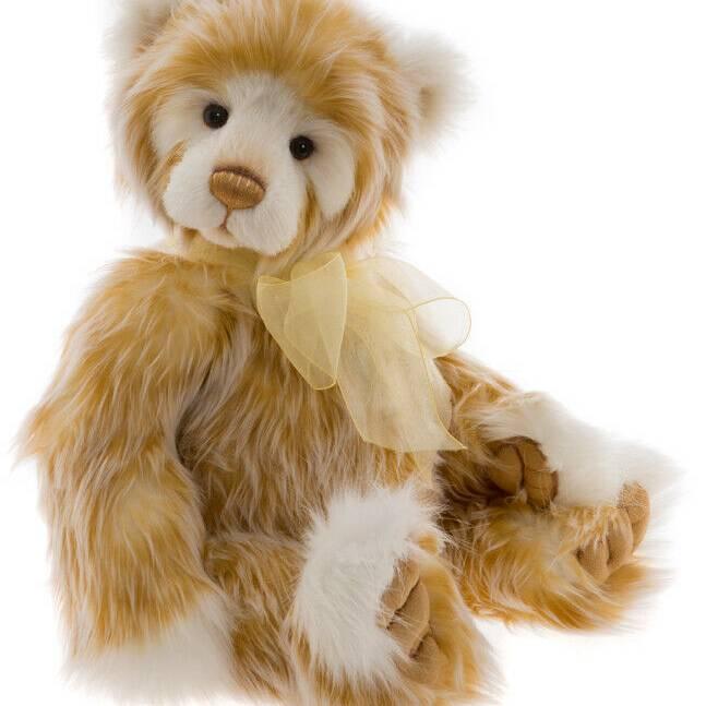 Charlie Bears Anke