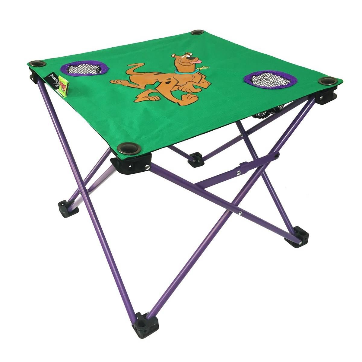 Scooby-Doo Kids Folding Table