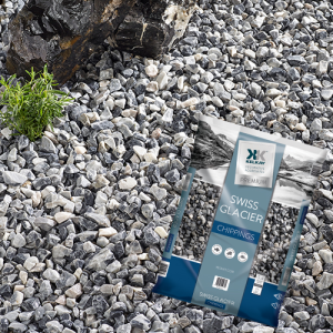 Kelkay Swiss Glacier 16-32mm Cool Grey and Icy White Gravel Large Pack