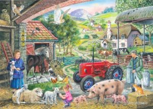 HOP Jigsaw On the Farm 1000 piece