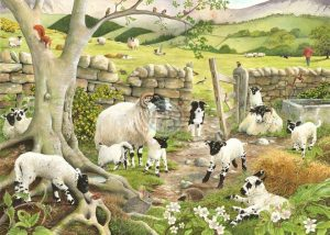 HOP Jigsaw Saltburn Collection 'Hide And Seek' - 1000pc