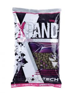 Bait Tec 4Mm Xpand Pellets