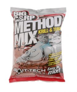 Bait Tec Krill And Tuna 2Kg Method Mix