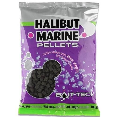 Bait Tec Marine Halibut Pellets 10Mm