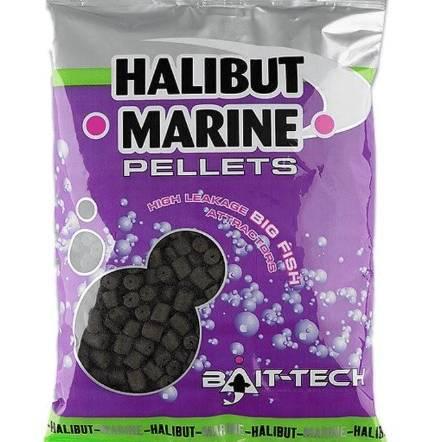 Bait Tec Marine Halibut Pellets 8Mm