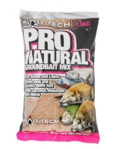 Bait Tec Pro Natural 1.5Kg