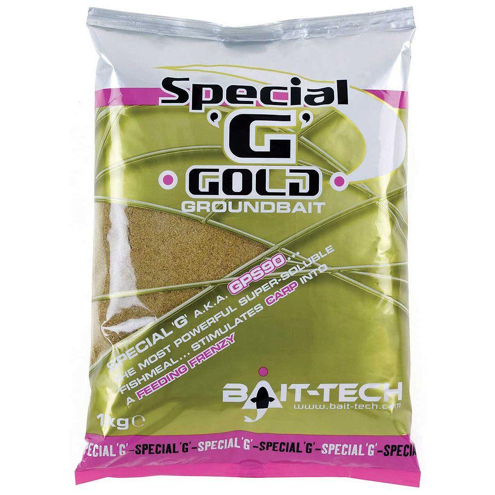 Bait Tec Special G Groundbait Gold