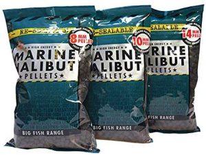 Dynamite Baits Marine Halibut Pellets - 10mm 900g