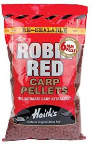 Dynamite Baits Robin Red Pellets - 6mm 900g
