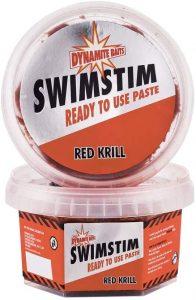 Dynamite Baits Swim Stim - Red Krill Ready Paste pots