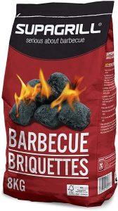 Supagrill Charcoal Briquettes 8kg