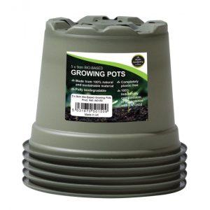 Garland 9cm Bio-Based Growing Pots (5)