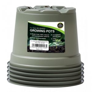 Garland 12cm Bio-Based Growing Pots (5)