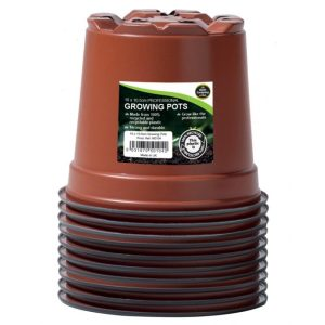 Garland 10.5cm Professional Growing Pots (10)