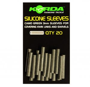 Korda Korda Silicone Sleeves Weedy Green