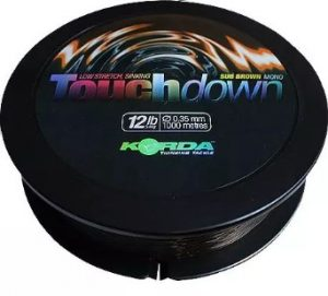 Korda Korda Touchdown - Sub Brown 0.35mm 12lb 1000m