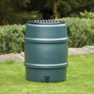Garland 114ltr Harcostar Water Butt (Includes Tap & Child Safety Lid)
