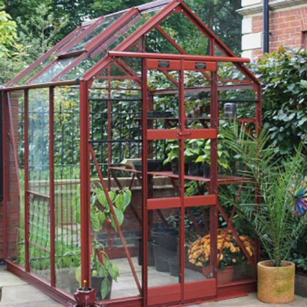 Elite 5'3' Wide Delta Greenhouse