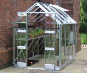 Elite 5'3' Wide Streamline Greenhouse