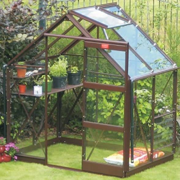 Elite 6'3' Wide Craftsman Greenhouse