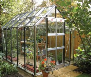 Elite 6'3' Wide GX 600 Greenhouse