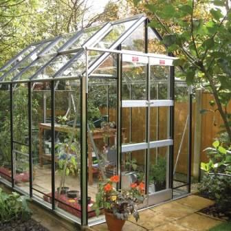 Elite 6'3' Wide GX 600 Greenhouse